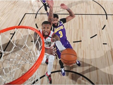 Damian Lillard destroys Lakers fans after NBA Finals
