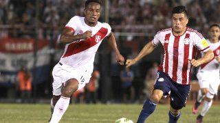 En Directo Peru Vs Paraguay Por Eliminatorias Qatar 2022 Ver En Vivo Online Via America Tv Movistar Deportes Bolavip