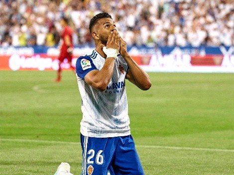 Oficial: Luis Suárez fue anunciado como refuerzo del Granada