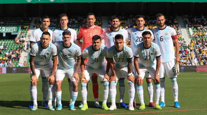 Convocados y posible alineación de Argentina vs. Ecuador por las Eliminatorias (Foto: Getty Images)
