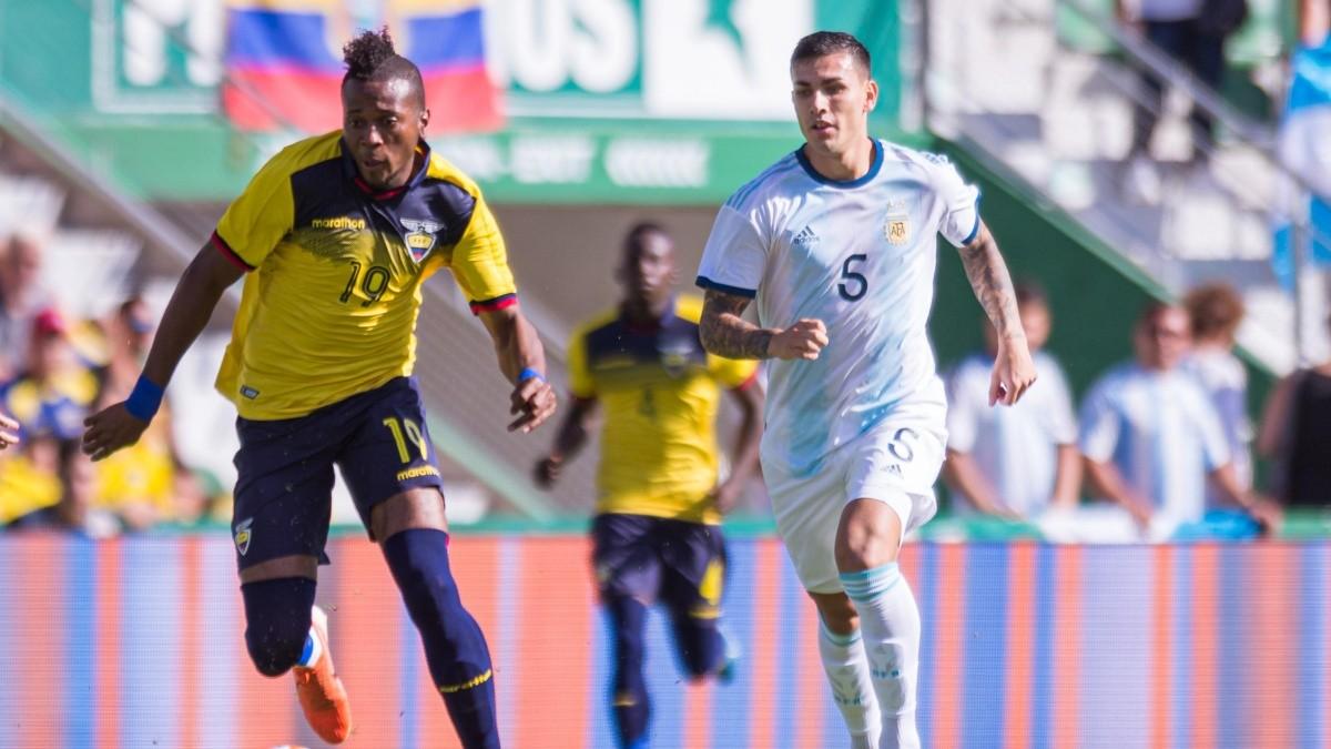 Argentina vs. Ecuador por las Eliminatorias rumbo a Qatar 2022: día, hora y canal de TV para ver el encuentro   Bolavip