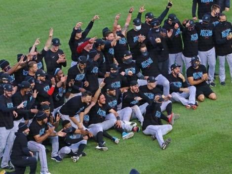 El increíble 2020 de Miami Marlins en la MLB