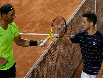 Diego Schwartzman vs. Rafael Nadal (Foto: Getty Images)