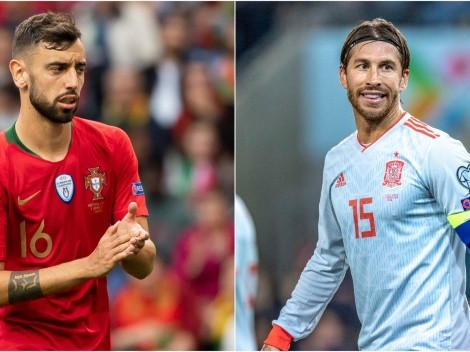 Portugal and Spain clash in thrilling friendly today