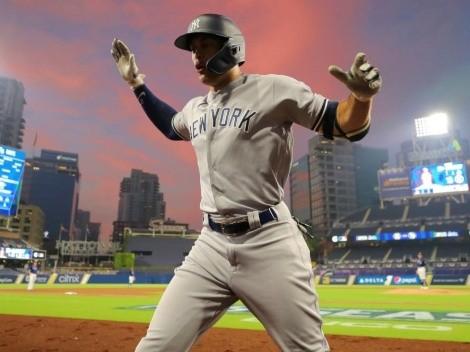 Pese a la derrota: Giancarlo Stanton sigue haciendo historia en New York Yankees
