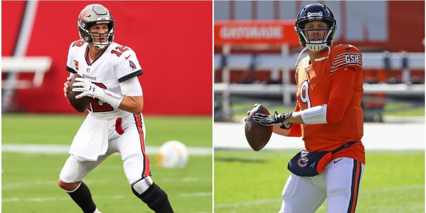 Dónde ver Chicago Bears vs. Tampa Bay Buccaneers por NFL