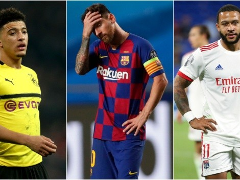 2020-21 Summer Transfer Window: Top 10 transfers that failed to materialize