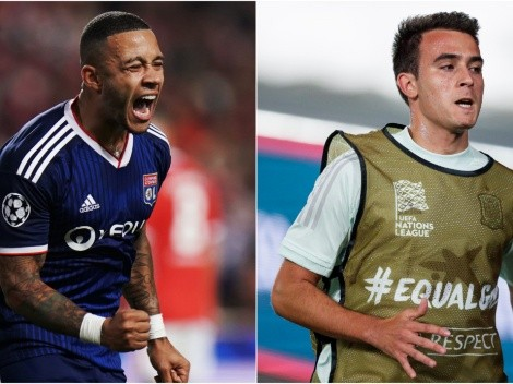 Memphis Depay & Eric Garcia to join Barcelona in January