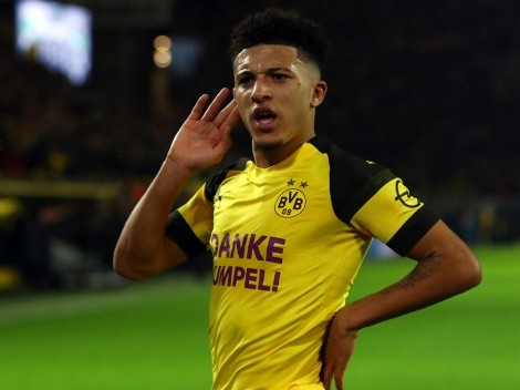 Why Jadon Sancho didn't sign for Manchester United: reason revealed