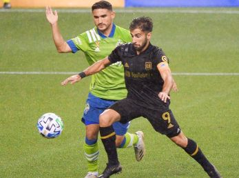 Dónde ver LAFC vs. Seattle Sounders por la MLS