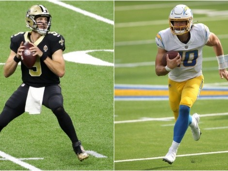 Drew Brees and the Saints host the Chargers for Monday Night Football