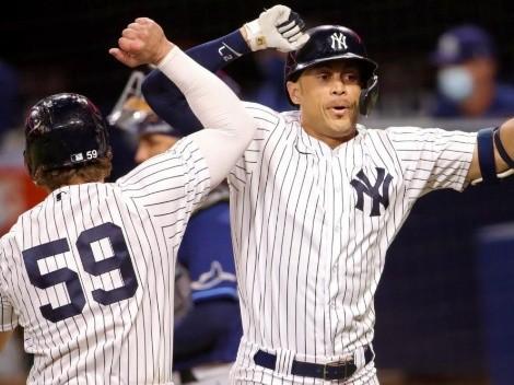 La nueva marca que rompe Giancarlo Stanton en New York Yankees