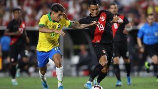 Ver En Vivo Peru Vs Brasil Fecha Hora Y Canal De Tv Para Ver En Directo Online El Duelo Por Eliminatorias Qatar 2022 Bolavip