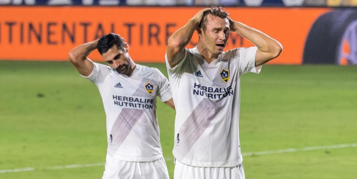 La MLS suspende el partido de LA Galaxy vs. Colorado Rapids.