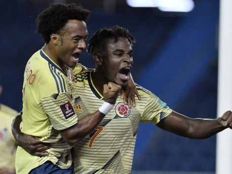 Video: Highlights and goals of Colombia's 3-0 win over Venezuela