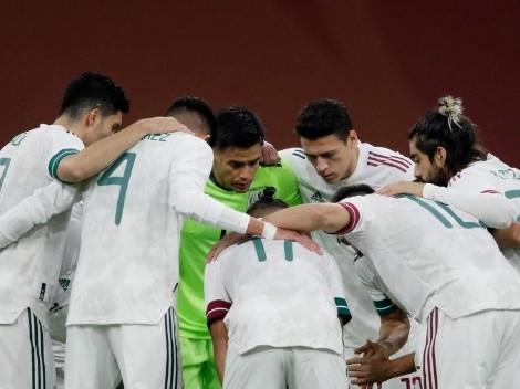 El Tri sorprende con tres posibles cambios frente Argelia