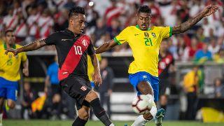 Peru Vs Brasil En Vivo Y En Directo Esporte Interactivo Plus Via Streaming Transmision Tv Online Por Las Eliminatorias Rumbo A Qatar 2022 Seleccion Peruana Bolavip