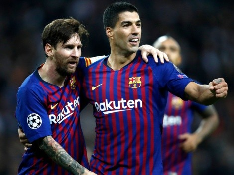 Luis Suarez singles out friendship with Lionel Messi as reason for Barcelona snub
