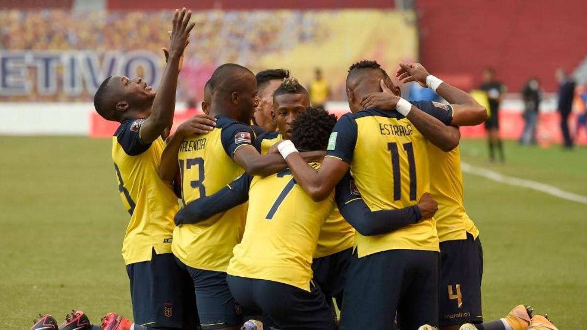 Ecuador vs. Uruguay: goles y resumen del partido por las Eliminatorias para  Qatar 2022 | Bolavip