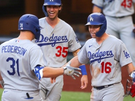 Highlights: Los Angeles Dodgers make history with 11 runs in 1st inning of NLCS Game 3