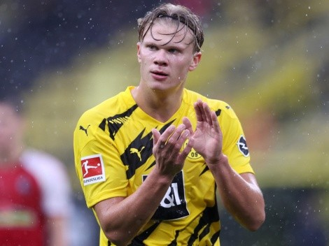 Erling Haaland to leave Borussia Dortmund for Chelsea in summer 2021