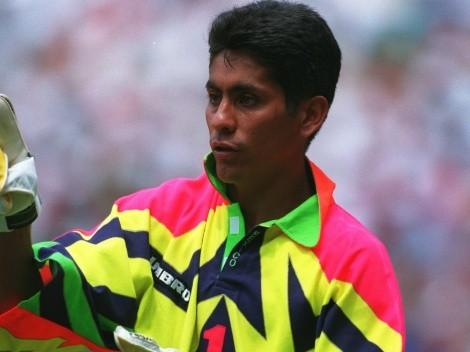 Jorge Campos: ¿Por qué usaba esos uniformes extravagantes y coloridos?