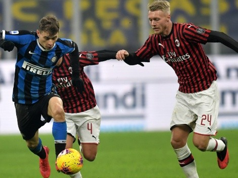 Derby della Madonnina: Inter face Milan today in Serie A clash of titans