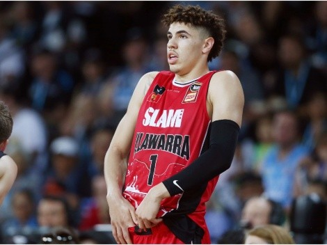 2020 NBA Draft: LaMelo Ball drawing interest from Knicks and Warriors