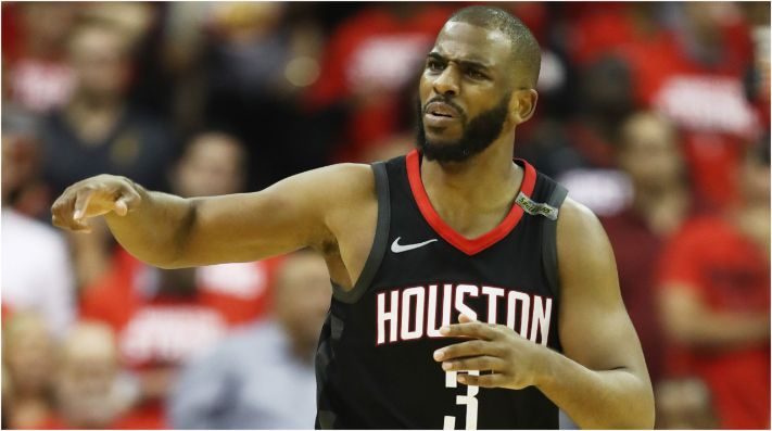 Chris Paul, Houston Rockets