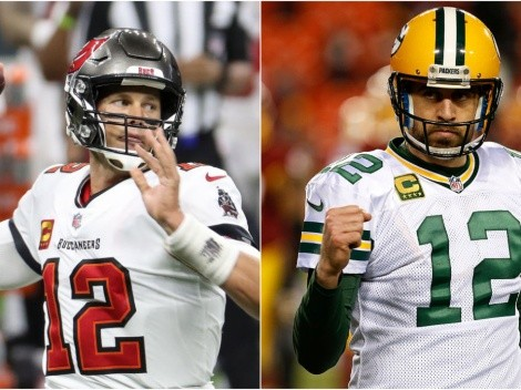 Tom Brady vs Aaron Rodgers: How they stack up