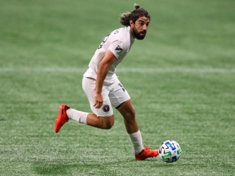 Rodolfo Pizarro tiene fecha de regreso para jugar en Inter Miami