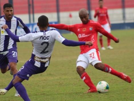 Crisis íntima: Alianza Lima perdió 2-1 ante Cienciano