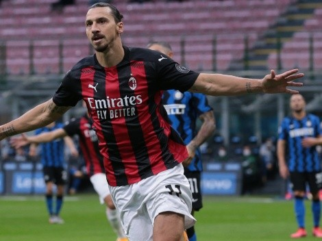 Video: Ibrahimovic proves age is just number after scoring brace in victory vs Inter