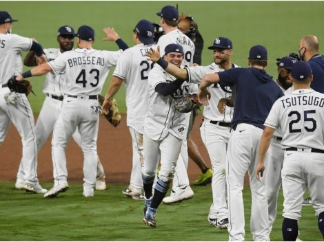 Every World Series in Tampa Bay Rays history