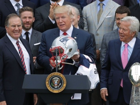 Figures of the NFL that support Donald Trump