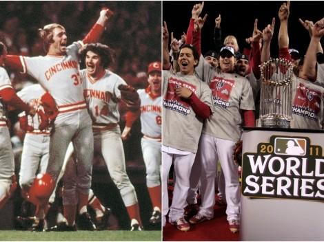 Inolvidables: las 5 mejores Series Mundiales en la historia