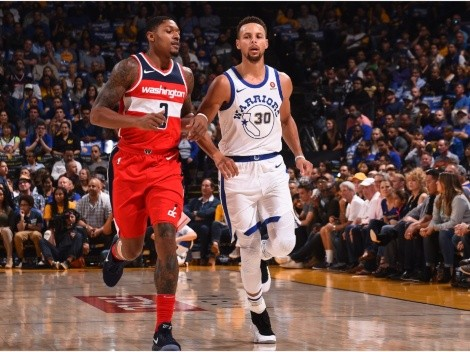 2020 NBA Draft: Warriors could make huge trade for Bradley Beal, according to ESPN