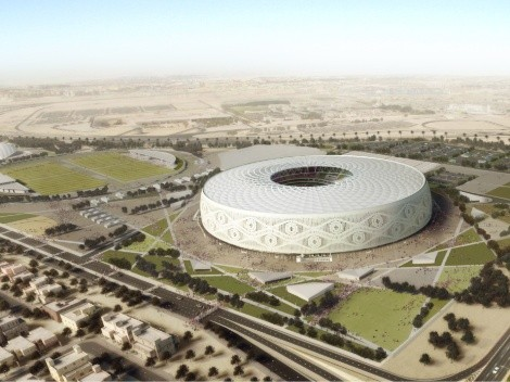 The beauty of Al Thumama Stadium one of the venues of Qatar 2022