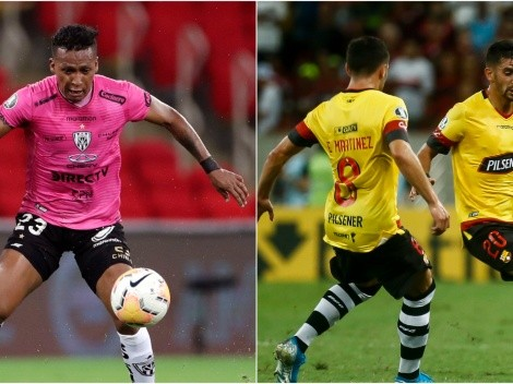 Independiente del Valle vs Barcelona SC: Preview, predictions and how to watch Copa Libertadores 2020 today