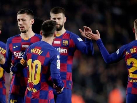 Los únicos cuatro jugadores del Barcelona que aceptaron bajarse el sueldo