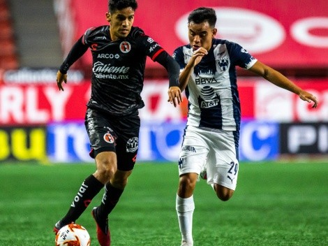 Tijuana and Monterrey clash in the first leg of the Copa MX Final today