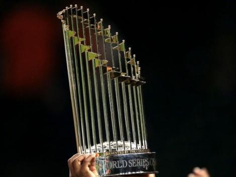 Interesting MLB World Series records and stats