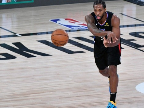 Kawhi Leonard could be traded as the Clippers will reportedly 'break the roster up'