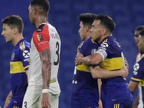 Está en modo Juventus 2015: golazo de Tevez para que Boca sentencie el partido
