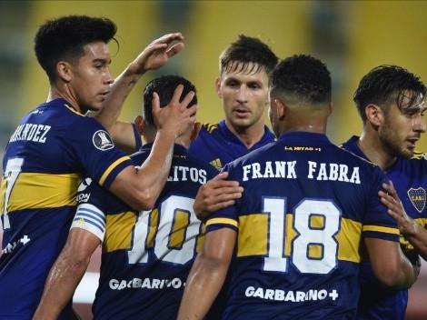 Tevez hizo dos goles y Andrada atajó un penal: a Boca le salió todo ante Caracas