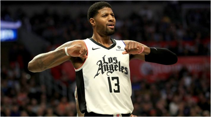 Los Angeles Clippers, Paul George