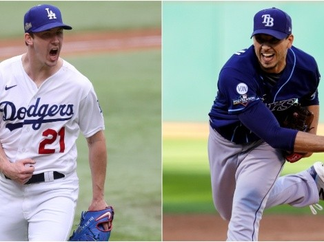 2020 World Series: Rays and Dodgers fight for the lead in Game 3