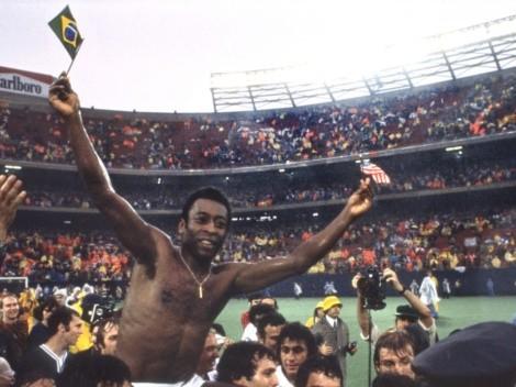 Pelé a lifetime of achievements and records