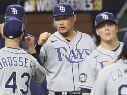 Tampa Bay Rays vs. Los Angeles Dodgers se miden por el Juego 3 de la Serie Mundial este viernes (Getty Images)