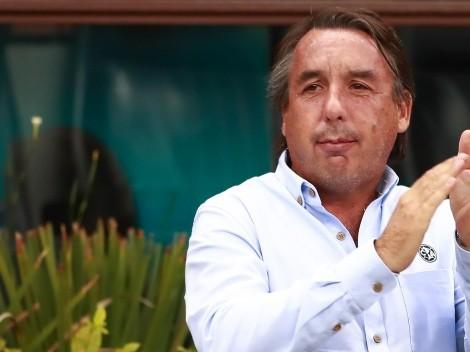 Carlos Albert apuntó contra Azcárraga por la sanción de César Ramos